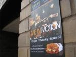 Me In Motion on 3/31/11 - Concert Flyer