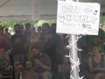 Wild Goose - Hymn Sing in the Beer Tent