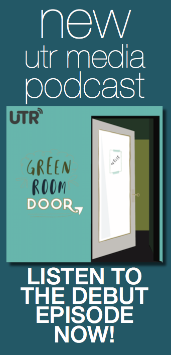 Green Room Door Podcast Launch