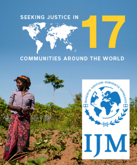 IJM Freedom Partner thru ETTL 2016