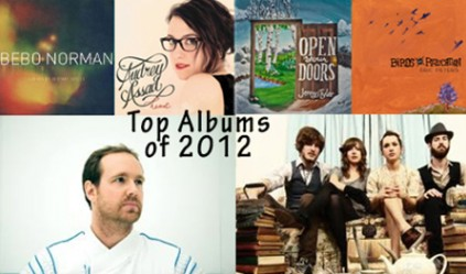 Episode #215 - Top 11 Gourmet Albums of 2012