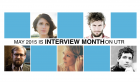 May is Interview Month on UTR