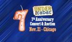 UTR's 7th Anniversary Concert & Auction (NOV. 21)