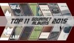 Top 11 Gourmet Albums of 2015
