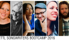 ETTL Songwriters' Bootcamp 2016 [Open To The Public]
